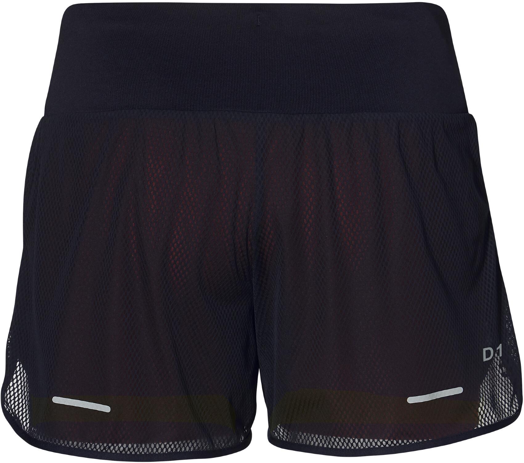 asics Cool 2 In 1 Shorts Women mp performance black